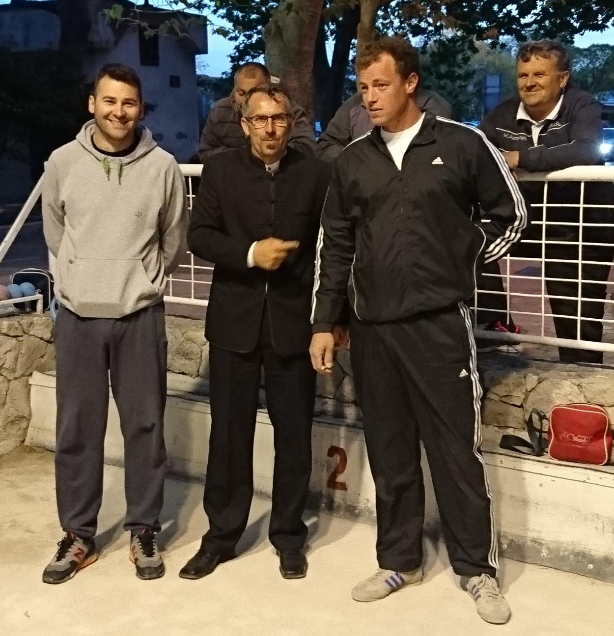 Denis Tafra i ekipa