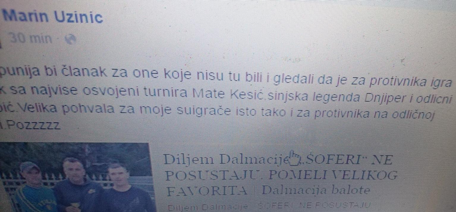 Marin Uzinić fb
