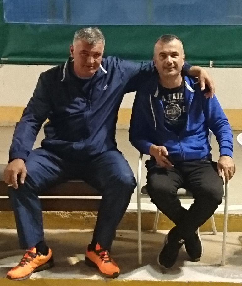 Srđan Božiković i Mile Koštić