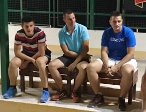 Ivan Žuljević Ante Plazonja Ante Taraš