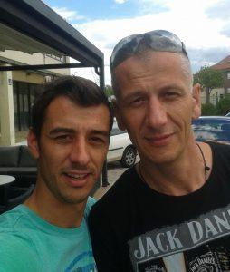 Bože Rogošić Nik Radošević