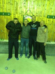 Jure Juka Radman, Igor Žuljević, Čulić i Hrvoje
