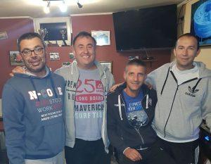 Joško Modrić Jokac Denis Ramljak Ante Domnjak Mario Gašpar