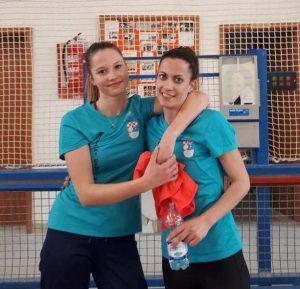Ria Vojković i Rozmarija Karuza